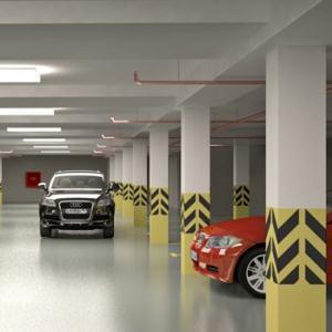 Автостоянки, паркинги Белых Берегов