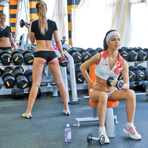 Фитнес-клубы Белых Берегов