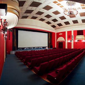 Кинотеатры Белых Берегов