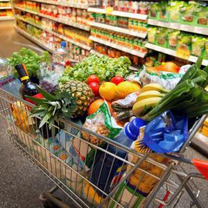 Магазины продуктов Белых Берегов