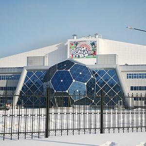 Спортивные комплексы Белых Берегов