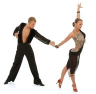Театр танца Имидж - иконка «танцы» в Белых Берегах